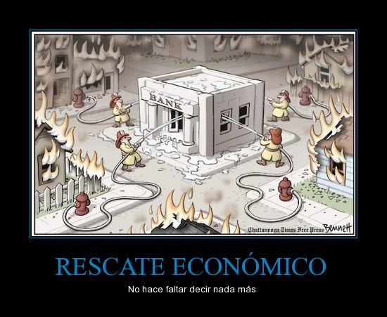 De rescates y riesgos