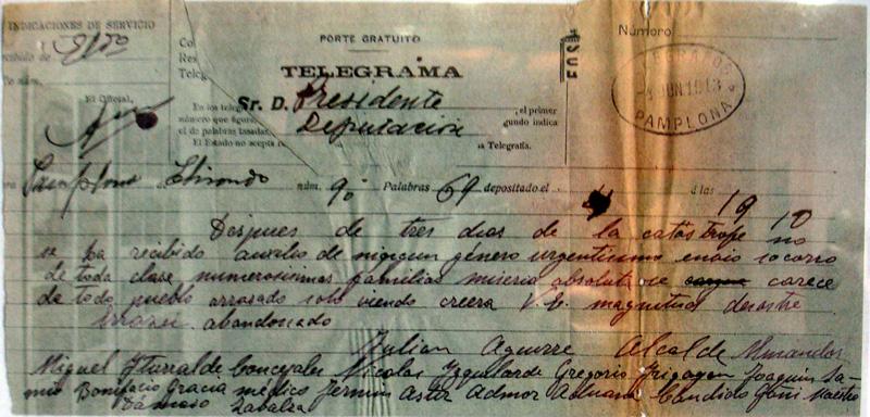 telegramaerratzu