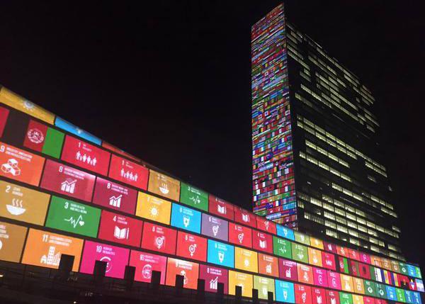 Nadie se quedará atrás. Agenda 2030, una agenda universal.